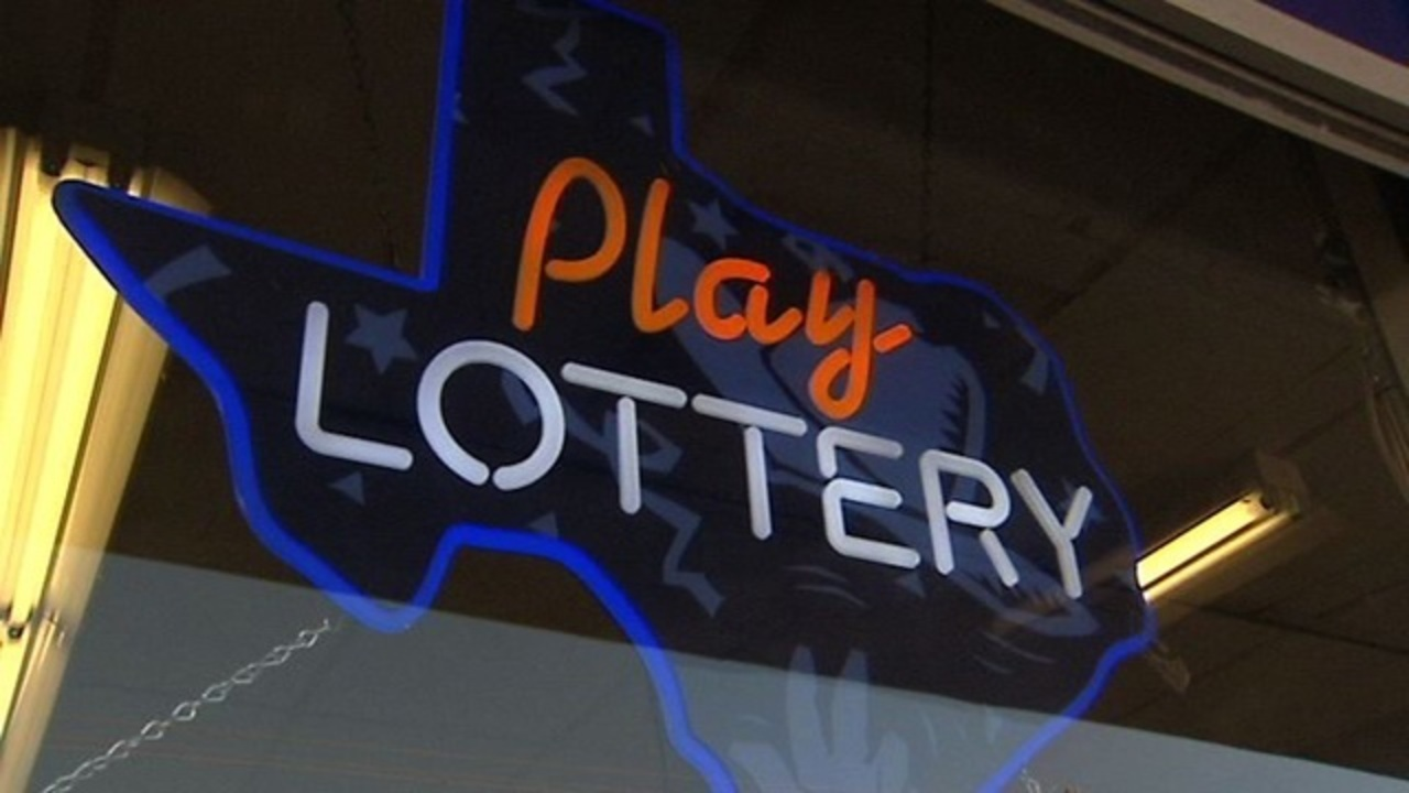 1m Winning Lottery Ticket Sold From San Antonio Commercial