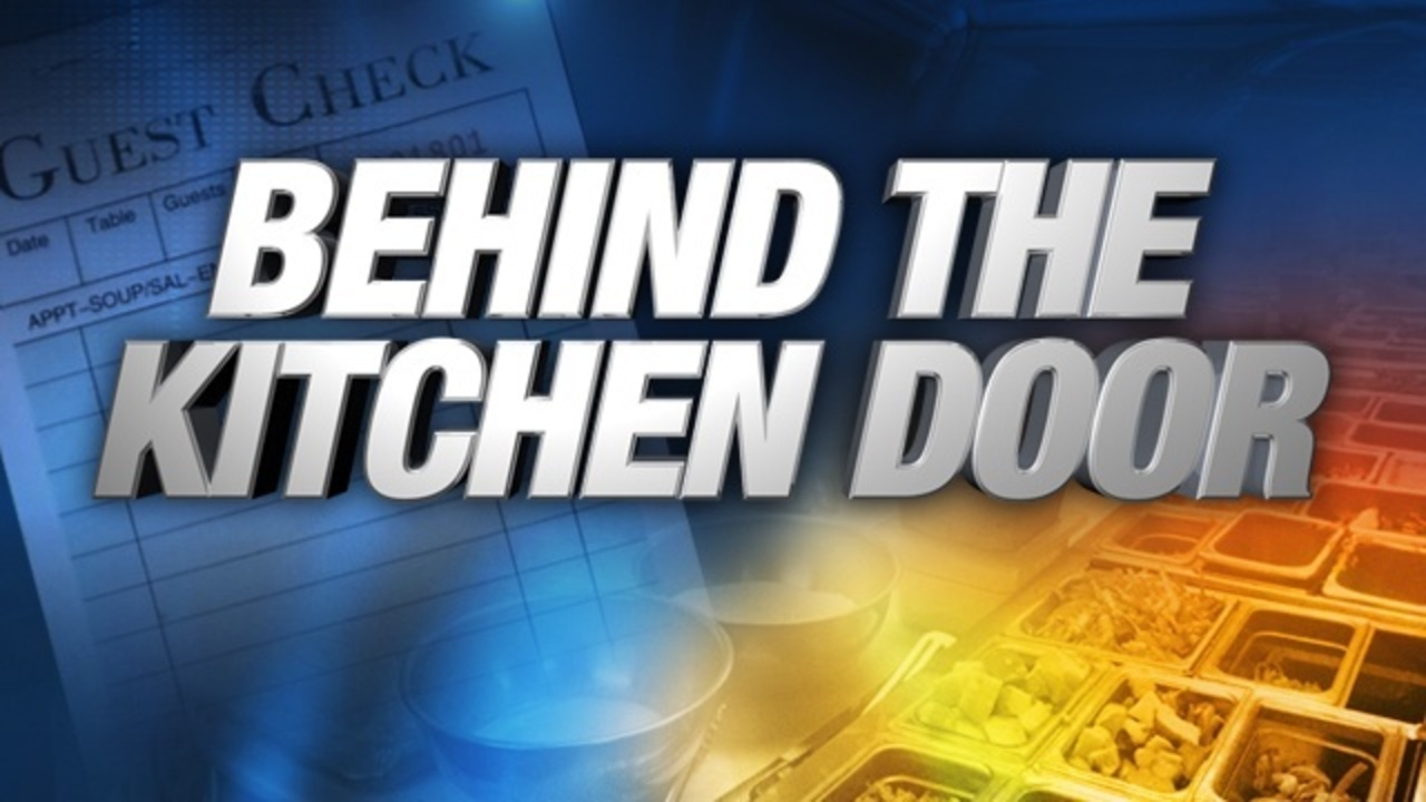 BEHIND THE KITCHEN DOOR by Saru Jayaraman - UUA.org
