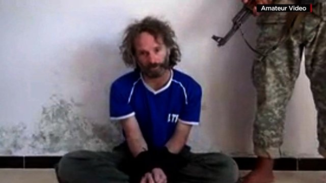 An American journalist held in Syria by Islamist rebels for close to two years was released Sunday August 24, 2014. Peter Theo Curtis, 45, is believed to have been captured in October 2012 and held by the al-Nusra Front, a Syrian rebel group with ties to al Qaeda.