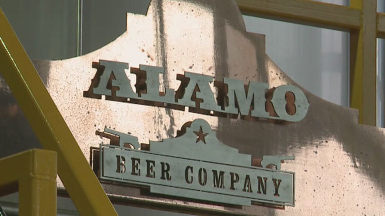 Heb Gas Prices >> Alamo Beer brewery ribbon-cutting draws protesters
