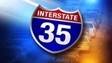 Teen killed after crashing into 18-wheeler on I-35 access road