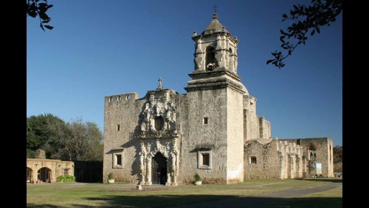 San Antonio Missions Inscribed As World Heritage Site