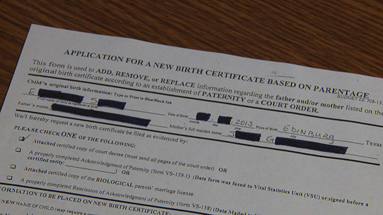 Heb Gas Prices >> South Texas families sue state agency over denial of birth...