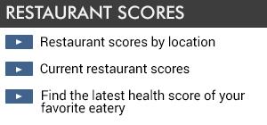 Restaurant Scores