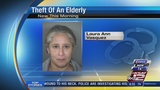 Affidavit: Woman steals $30,000 exploiting the elderly