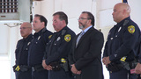 BCSO officers honored for many acts of selfless bravery