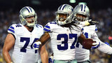 Cowboys lineman RJ Dill gets 4-game ban over PED policy