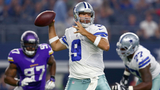 Romo solid for Cowboys, Brid­gewater perfect for Vikings