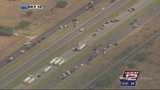 UPDATE: Standoff along I-35 near Dilley has ended