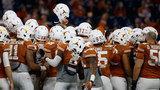 Freshmen push into Texas lineup for No. 11 Notre Dame