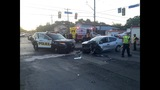 SAPD officer involved in head-on crash
