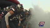 Wimberley HS plays first home game since May floods