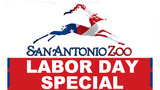 San Antonio Zoo offering Labor Day discounts, special event