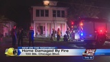 Fire does heavy damage to South Side home