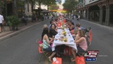 Houston Street Charities holds Eat on the Street event