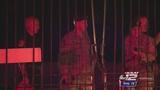 Driver crashes in Fort Sam Houston gate