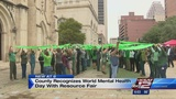 Bexar County celebrates World Mental Health Day with resource fair