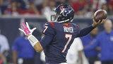 Brian Hoyer gets starting QB job back for scuffling Texans