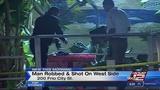 SAPD seeks gunmen in West Side shooting
