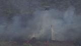 SAFD battle flames near SA State Hospital