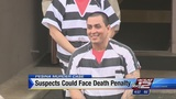 Accused Balcones Heights officer killers appear in federal court