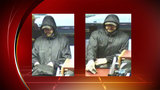 Police seek Wednesday morning bank robber