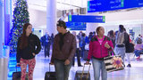 Holiday travel off to smooth start at San Antonio airport
