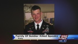 "Family of soldier killed in Fort Hood accident, ""he wanted to fly"""