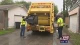 City trash service begins in troubled Camelot II neighborhood