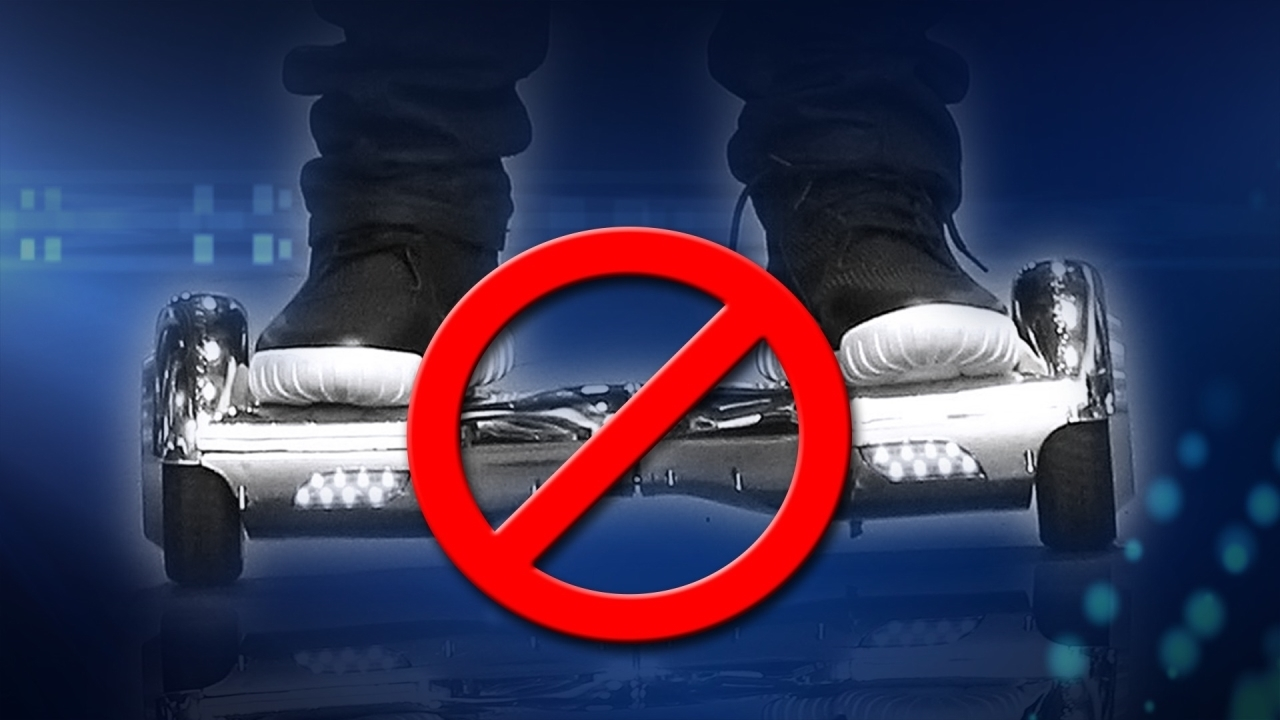 Postal Service Will Not Transport Hoverboards By Air