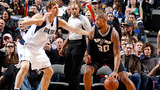 Spurs hand Mavs largest halftime deficit in 116-90 blowout