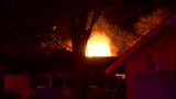 10 people displaced after fire tears through West Side home