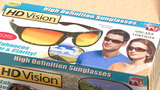 High-definition sunglasses put to the test