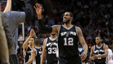 Aldridge scores 28 and Spurs run away from Heat, 119-101