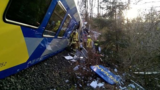 8 dead, dozens hurt in German train collision