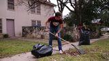 Trinity students give back to SA community