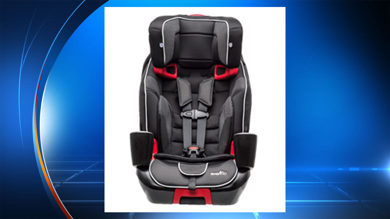 evenflo recalls 56 000 car seats. Black Bedroom Furniture Sets. Home Design Ideas