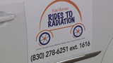 One-of-a-kind organization helping cancer patients to their treatments