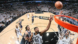 Spurs crush Thunder to take 1-0 series lead