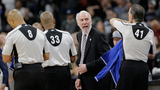 Refs admit non-call in Spurs-Thunder game was offensive foul