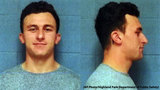 Johnny Manziel booked in domestic violence case
