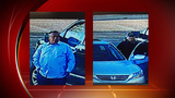 Crime Stoppers looking for men responsible for vehicle theft