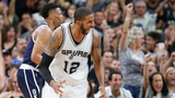 LaMarcus Aldridge now leading Spurs' title charge after years with Big Three