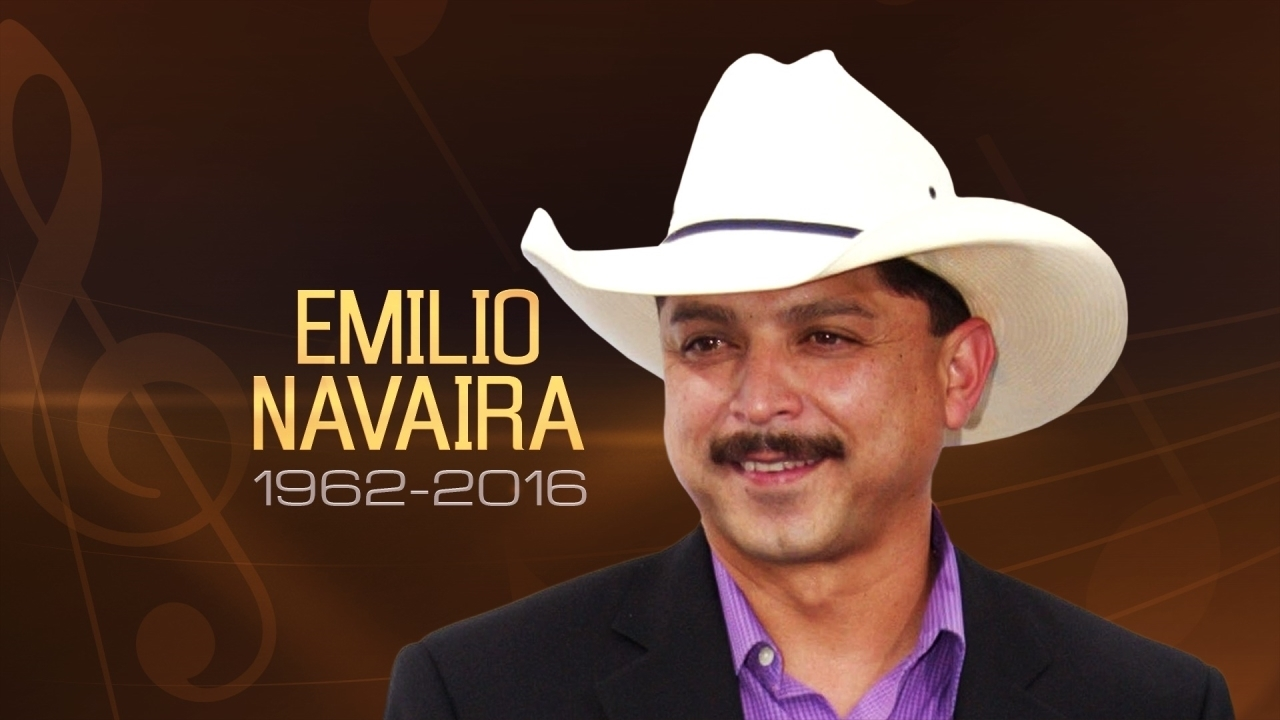 Mourners gather for Emilio Navaira's funeral