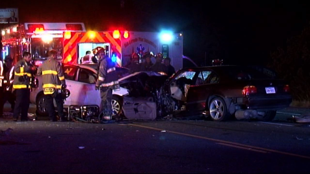 1 Dead 3 Injured In Head On Crash In Ne Bexar County