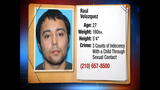 Poteet man wanted on child sex charges