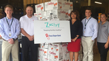 SA nonprofit provides diapers for Houston flood victims