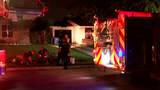 Arson investigating Northwest Side house fire