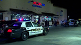 Robbery suspect arrested after attacking store clerk