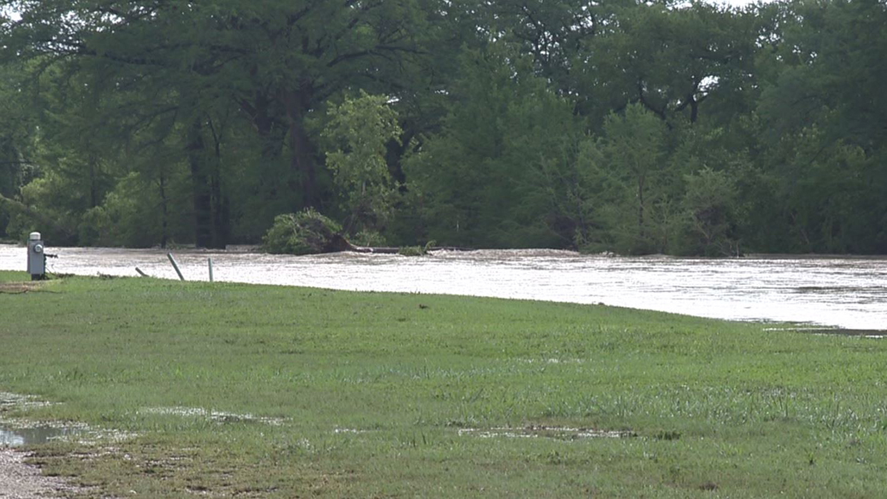 People Rescued From Floodwaters In Bandera